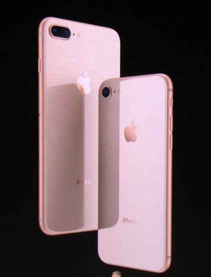 iPhone8、iPhone8Plus画面割れ修理